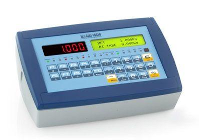 Vážní indikátor DINI ARGEO 3590E, 3 x RS232, plastový kryt