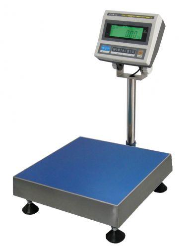 Váha můstková do 6kg, 300x300mm, s indikátorem CAS DBI